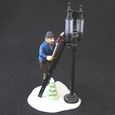 Department 56 Heritage Village Collection Lamplighter Accessory Set