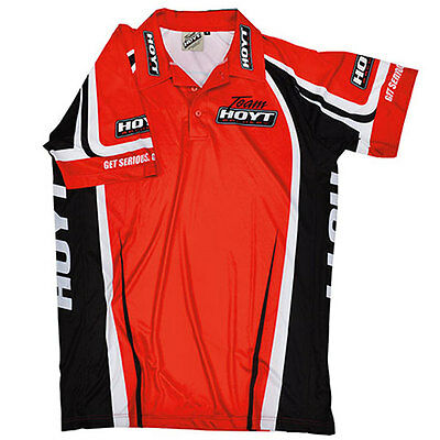 HOYT Red Shooter Jersey LARGE