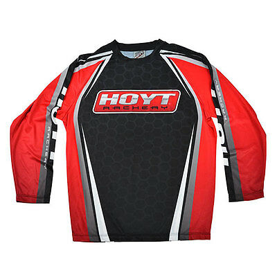 Hoyt Custom Sublimated Performance Jersey (L/s Shooter Shirt) Large