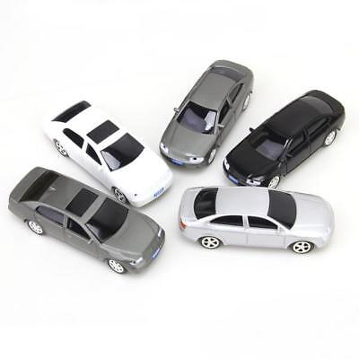 5pcs 1:50 Painted Model Great collectibles Cars Building Layout Train RR Layout