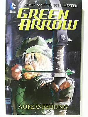 GREEN ARROW : AUFERSTEHUNG ( Panini 2015 , Softcover ) NEUWARE