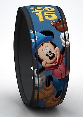 Useable Walt Disney World 2015 Magic Band Limited Release Magicband