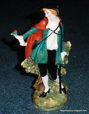 ***ULTRA RARE*** The Shepherd Royal Doulton Figurine HN 751 Antique Collectible!