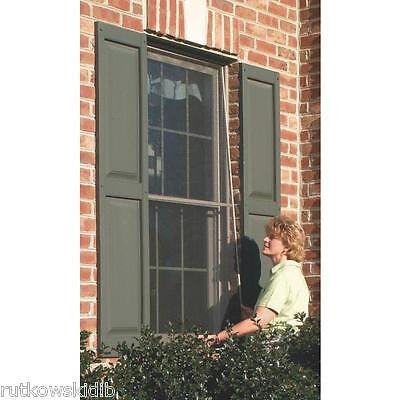 36-inch x 100-Ft Charcoal Clear Advantage Invisible Fiberglass Window Screening