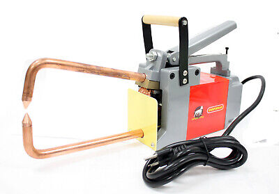 "110V Electric Spot Welder 6.6KW 1/8"" Welding Unit Metal Metalworking Tools"