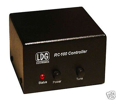 LDG RT-100/RC-100 100wcoax in /out remote tuner kit