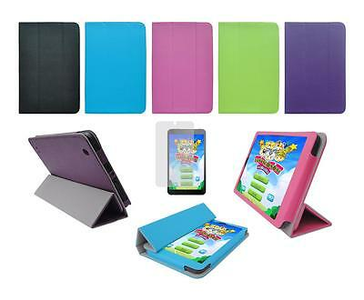 """Folio Skin Cover Case and Screen Protector for Azpen X850 8"""" Tablet Windows 8.1"""