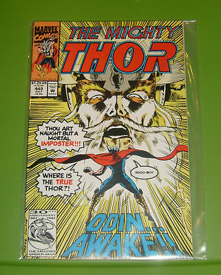 Marvel Comics 1992 THE MIGHTY THOR Vol 1 No 449