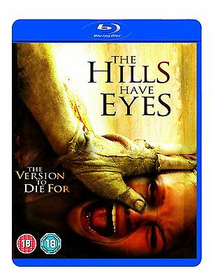 The Hills Have Eyes (Blu-ray, 2007)  Brand new and sealed