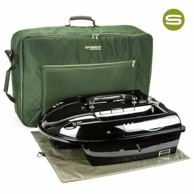 Saber Medium  Deluxe Padded Fishing Bait Boat Bag Carryall  SL10