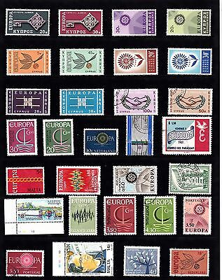 EUROPA Thematic STAMP COLLECTION Issues REF:TH333