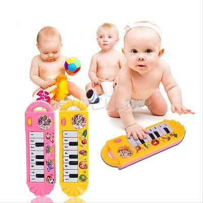 Hot Infant Toddler Developmental Toy Kids Baby Musical Piano Early Educational