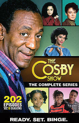 The Cosby Show Complete Series Season 1-8 (1 2 3 4 5 6 7 8) NEW 16-DISC DVD SET