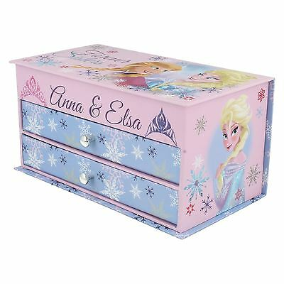 Disney Frozen Jewellery Box Elsa and Anna Style - WD16228