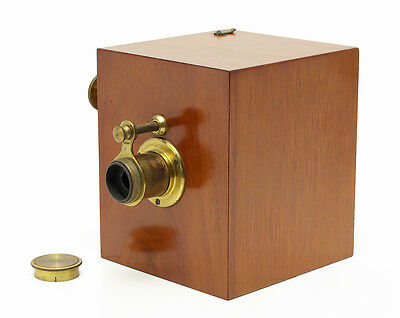 Early Wet Plate / Dry Plate Camera