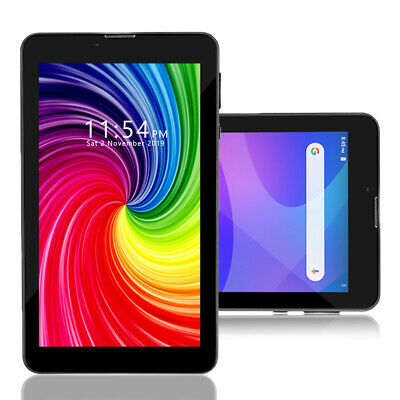 "GSM A76 7.0"" Android Slim Tablet PC 3G Wireless Smartphone GSM Unlocked (Black)"