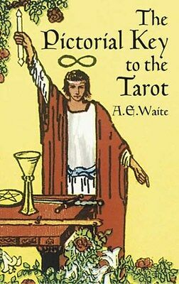 The Pictorial Key to the Tarot by A. E. Waite (Paperback, 2005)