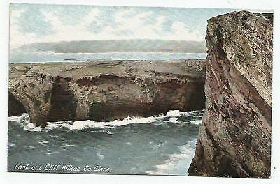 irish postcard ireland clare kilkee