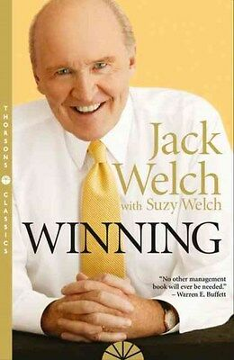 Winning: The Ultimate Business How-To Book 9780007197675, Paperback, BRAND NEW