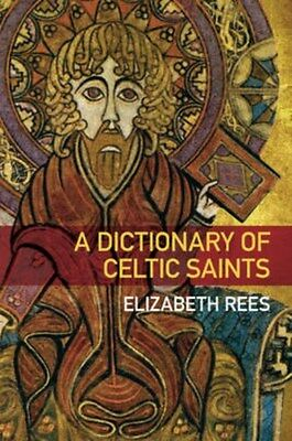 Dictionary of Celtic Saints 9780752463056 by Elizabeth Rees, Paperback, NEW