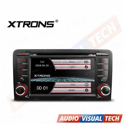 Audi A3 S3 RS3 In Car Stereo Head Unit CD DVD Player GPS Sat Nav Bluetooth Radio