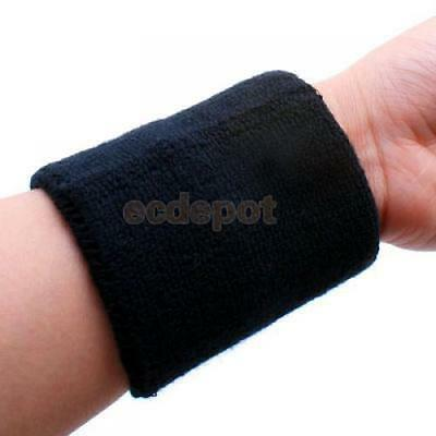 Outdoor Sport Basketball Volleyball Wristband Sweatband