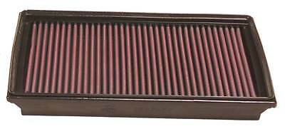 K&N Air Filter Element 33-2861 (Performance Replacement Panel Air Filter)