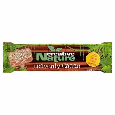 Creative Nature Superfood Bar Heavenly Cacao 38g