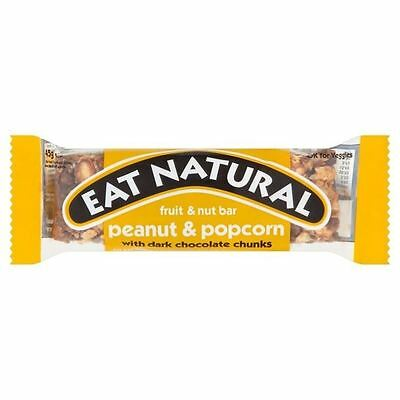 Eat Natural Peanut & Popcorn with Dark Chocolate 45g