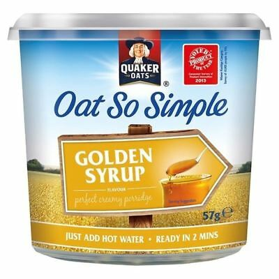 Quaker Express Pot Golden Syrup 57g