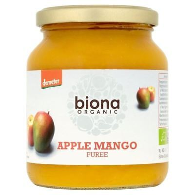 Biona Organic Apple Mango Puree 360g