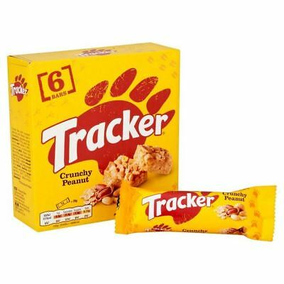 Tracker Roasted Nut Cereal Bars 6 x 26g