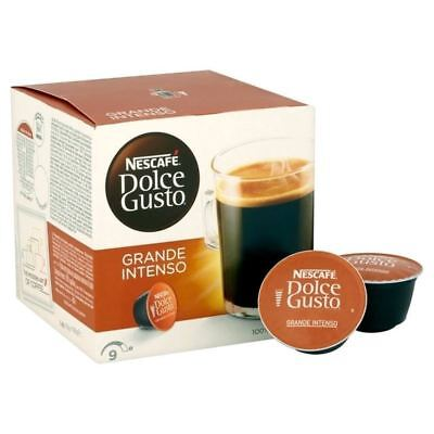 Nescafe Dolce Gusto Grand Intenso 16 per pack • AUD 16.99
