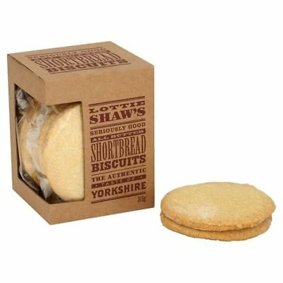Lottie Shaw's Seriously Good All Butter Shortbread Biscuits 375g