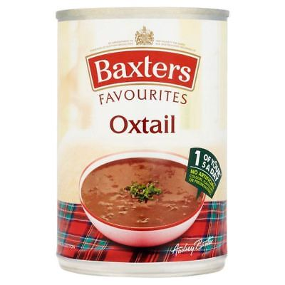 Baxters Favourites Oxtail Soup 400g