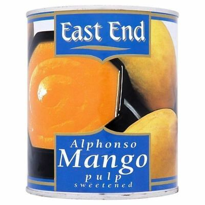 East End Mango Pulp Alphonso Sweet 850g