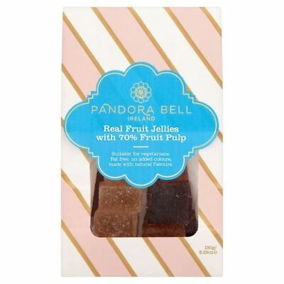 Pandora Bell Fruit Jellies With 70% Fruit 150g