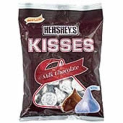 Hershey's Milk Chocolate Kisses 150g