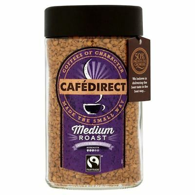 Cafedirect Fairtrade Smooth Blend Instant Coffee 100g • AUD 14.75