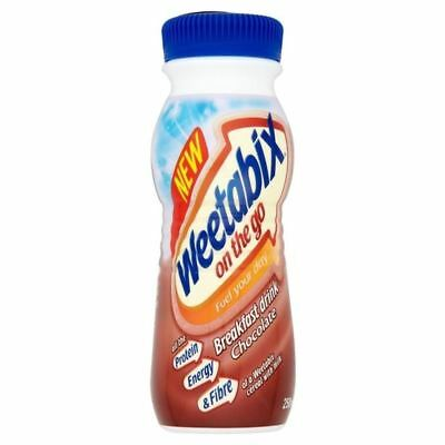 Weetabix On The Go Drink Chocolate 250ml • AUD 4.75