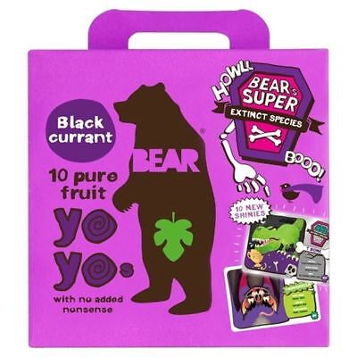 Bear Fruit Yoyos Blackcurrant Multipack 5 x 20g