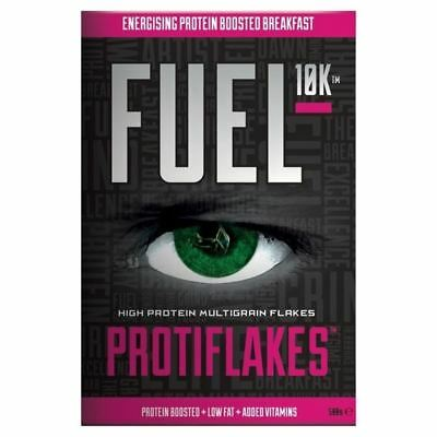 Fuel Protiflakes - Protein Boosted Multigrain Flakes 500g • AUD 9.19