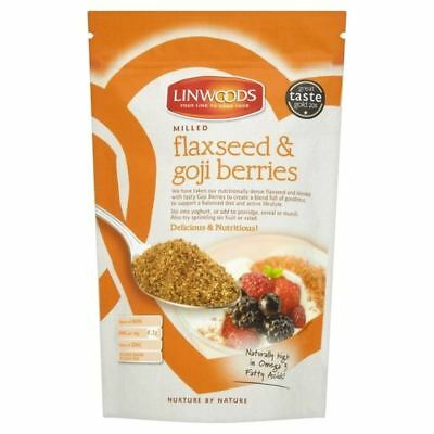 Linwoods Milled Flaxseed & Goji berries 200g