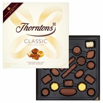 Thorntons Classics Large Collection 511g