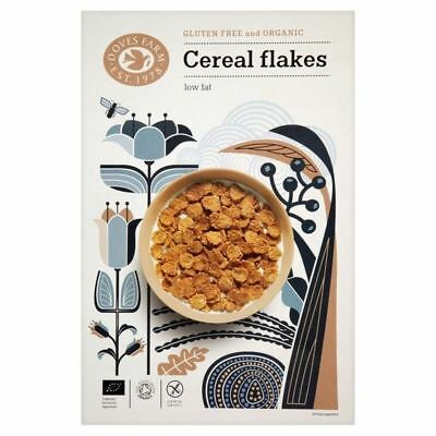 Doves Farm Free From Organic Cereal Flakes 375g