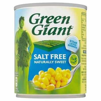 Green Giant Sweetcorn Naturally Sweet 198g
