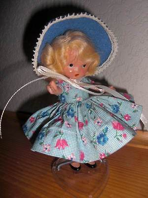 Nancy Ann Storybook Doll ~ #119 Mistress Mary w/Pudgy Tummy & Jointed Legs