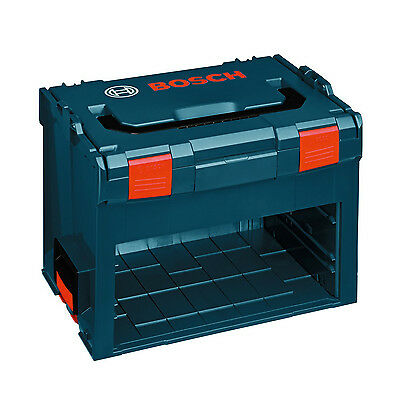 Bosch L-Boxx-3D 1-Click Stacking Theft Security Locking L-Boxx Case