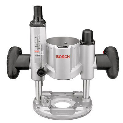 Bosch MRP01 3-5/16-Inch Base Opening Router Plunge Base for MR23 Series