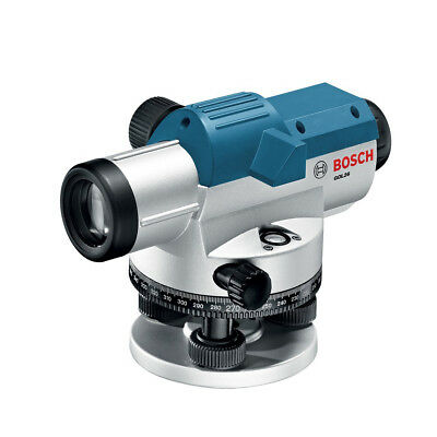 Bosch GOL26CK 26x 1/16-Inch Magnetic Dampening Automatic Optical Level Kit